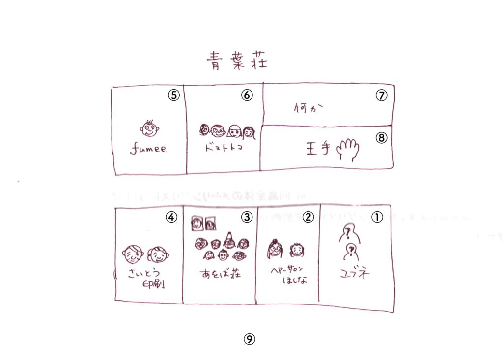 青葉荘2017